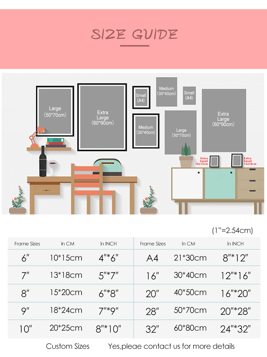 U37b78f90fac5499c8d0e9aa8e7ad97caG Watercolor Pink Kawaii Girls Poster Nursery Decor Flower Canvas Paintings Print Wall Art Pictures Gifts Children Room Home Decor