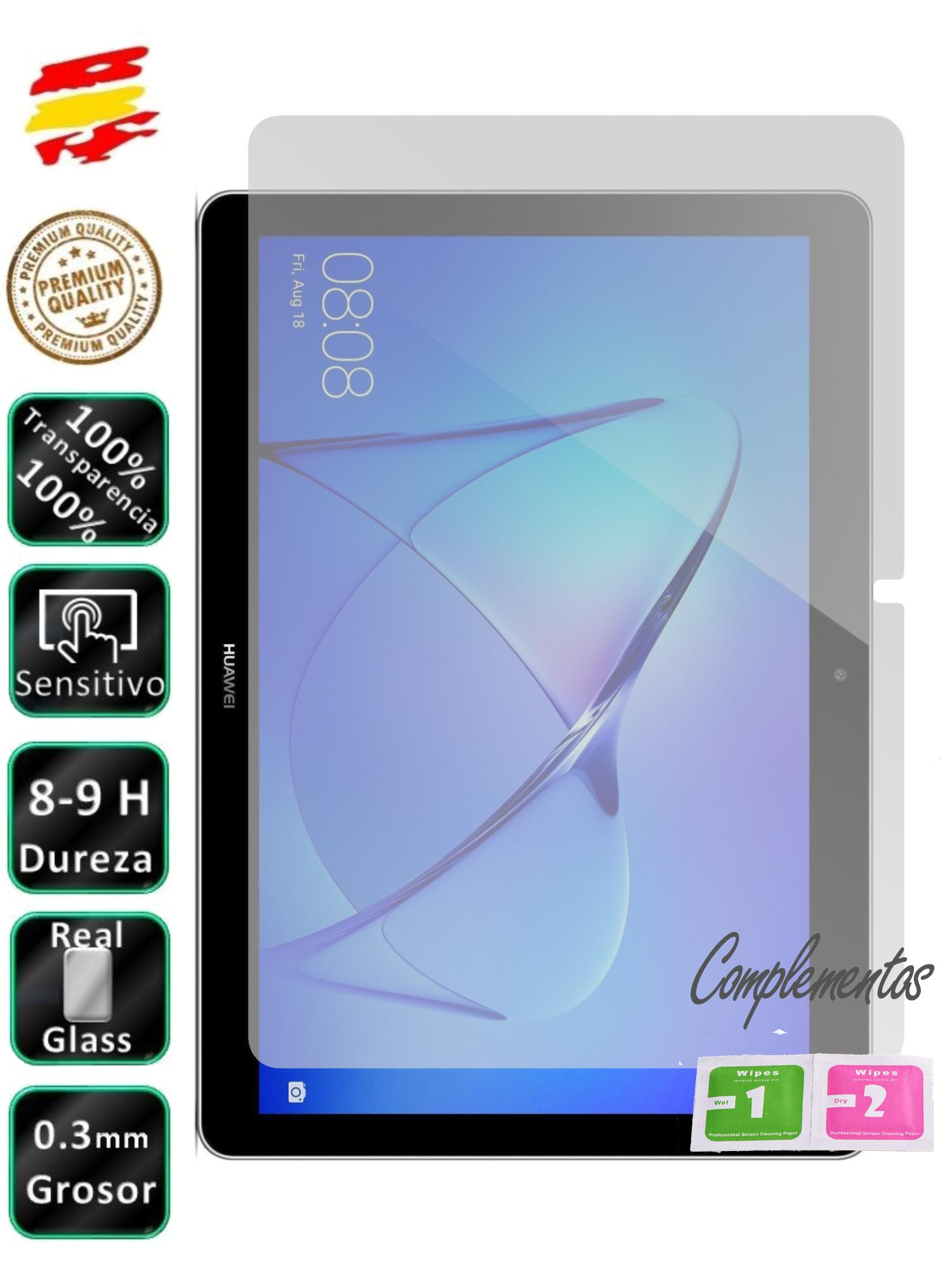 Huawei Mediapad T5 10 Tempered Glass Glass Screen Protector Tablet