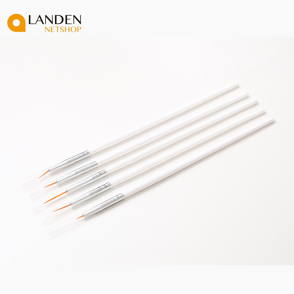 Liner For Decoration NAIL Feather Painting 3D Tips Drawing Kit Line Flower Spark Screen French For Manicure