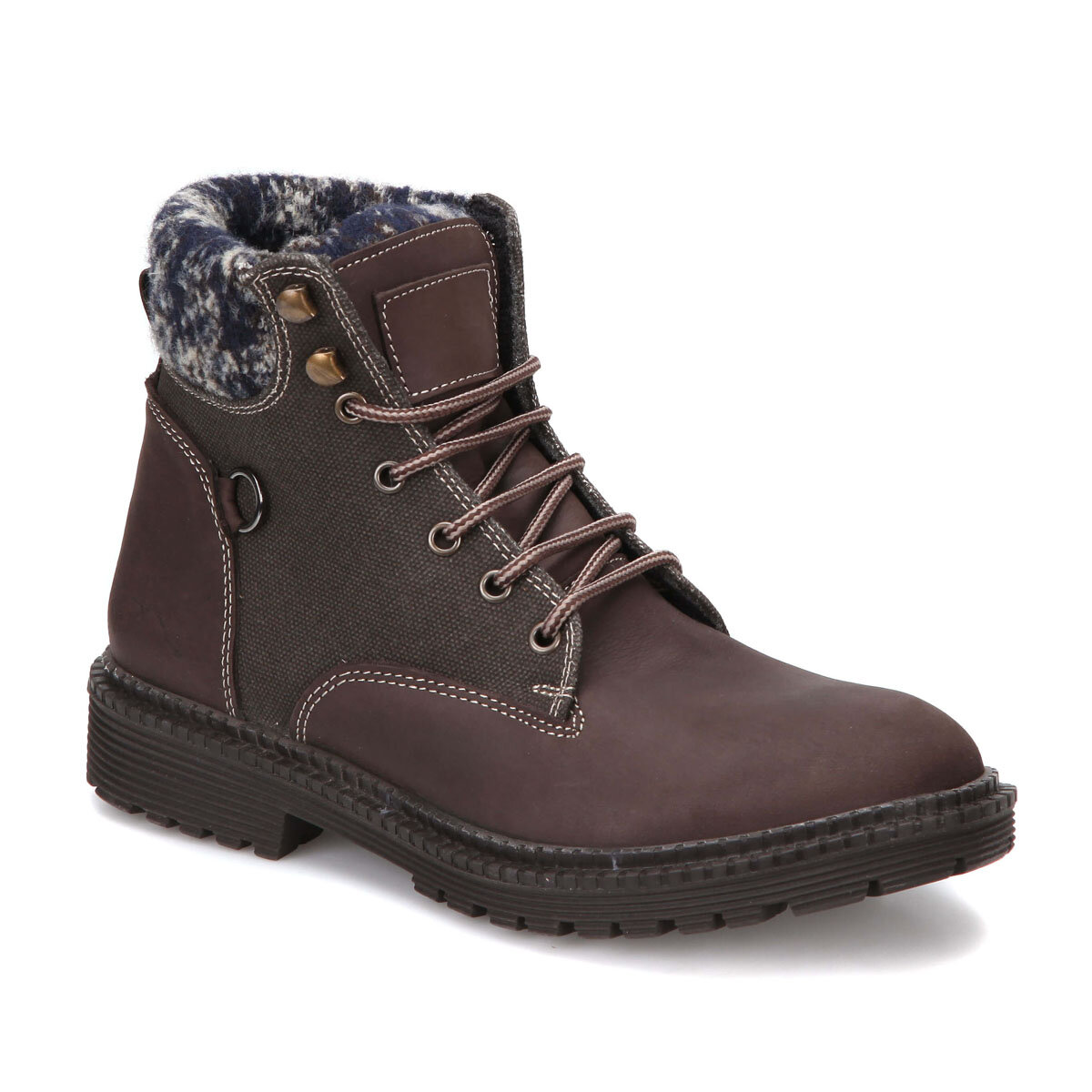 FLO 79388 Brown Men Boots Forester