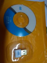 Well packaged product… Came the dongle and a DVD installation that has not experienced. Fa