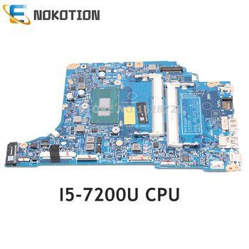 NOKOTION 15208-3 448.06J01.0031 NBVG711002 NB.VG711.002 For Acer aspire V3-372 V3-372T P238 Laptop motherboard SR342 I5-7200U