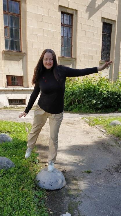 Fashion Spring Summer Autumn Women Pants High Waist Casual Pants Ladies Elegant Silm Plus Size Pants Women photo review