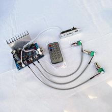 Taidacent lm1875t ne5532n бас мощность 40 Вт Компьютерная акустическая