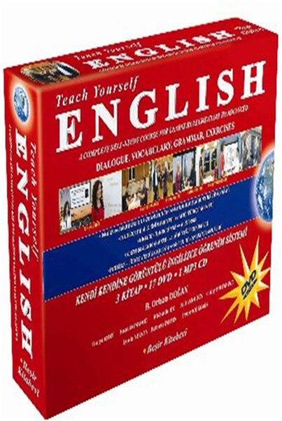 Teach Yourself English Bakr Orhan Born Five Bookstore (TURKISH)