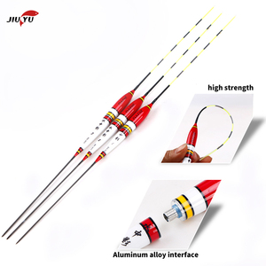 Image 5 - Smart Fishing Float Bite Alarm Fish Bait LED Light Color Change Automatic Night Electronic Changing Buoy Glow In The Dark CR425