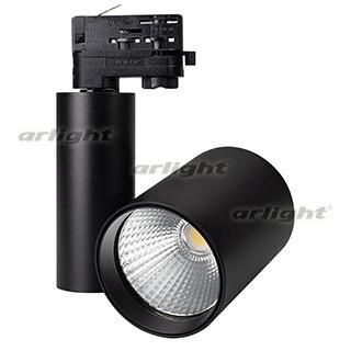 026429 Lamp LGD-SHOP-PREMIUM-4TR-R100-40W Warm3000 (BK, Deg [Metal] Box 1 Pcs ARLIGHT Led Light.