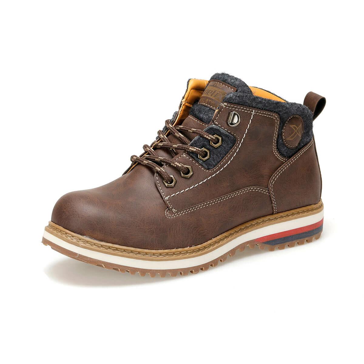 FLO EFRON G 9PR Tan Male Child Boots KINETIX