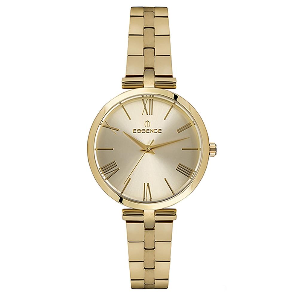 Ladies quartz watch 110 on steel bracelet with mineral glass sunlight|Women's Watches| |  - title=