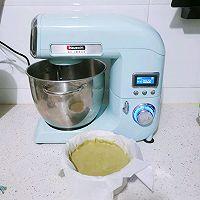 【低碳水】抹茶巴斯克芝士蛋糕~零难度‼️的做法图解9