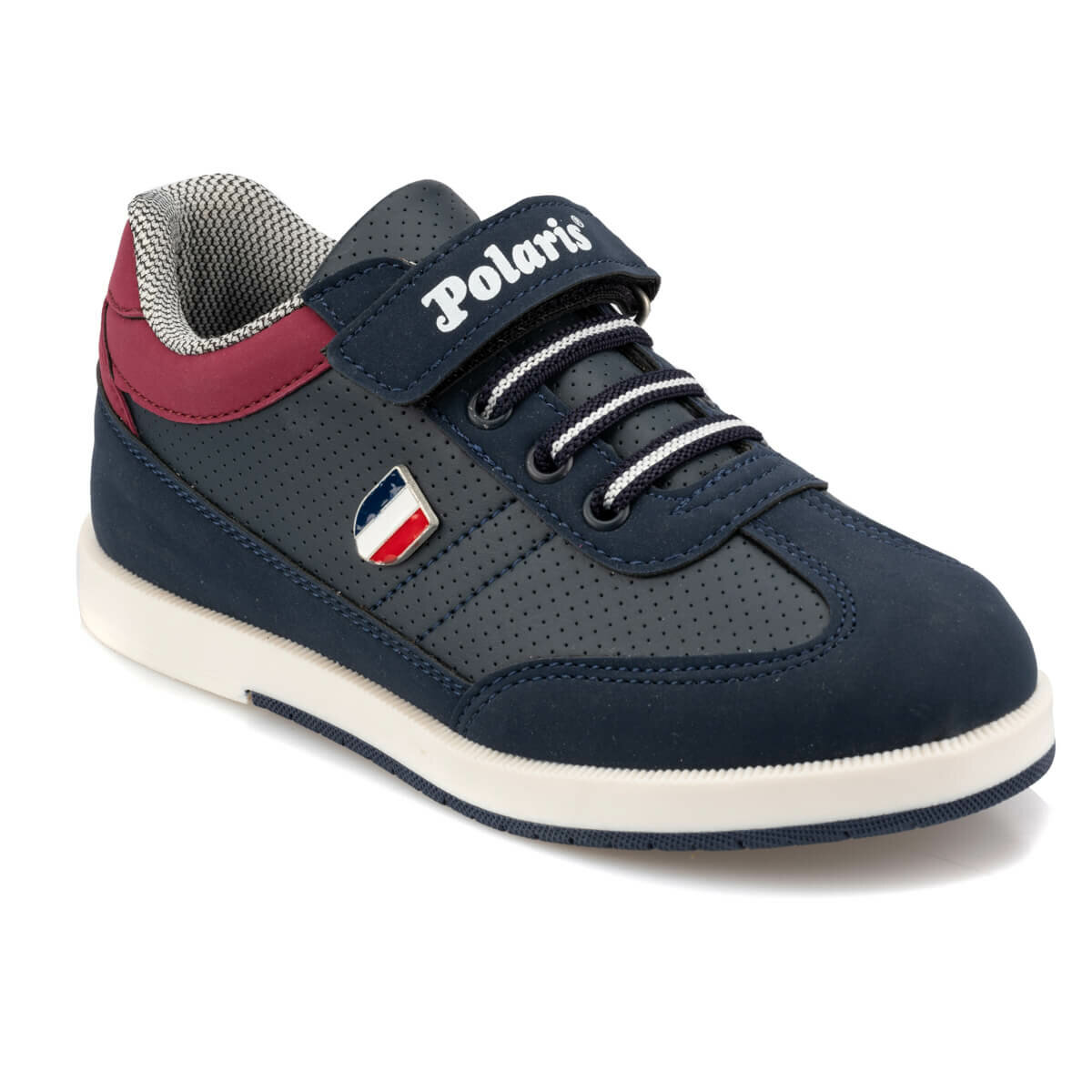 FLO 92.511865.F Navy Blue Male Child Shoes Polaris