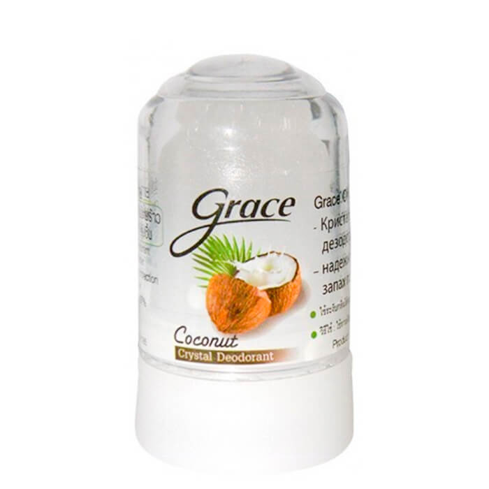 Deodorant Stick Grace Crystal Deodorant-coconut
