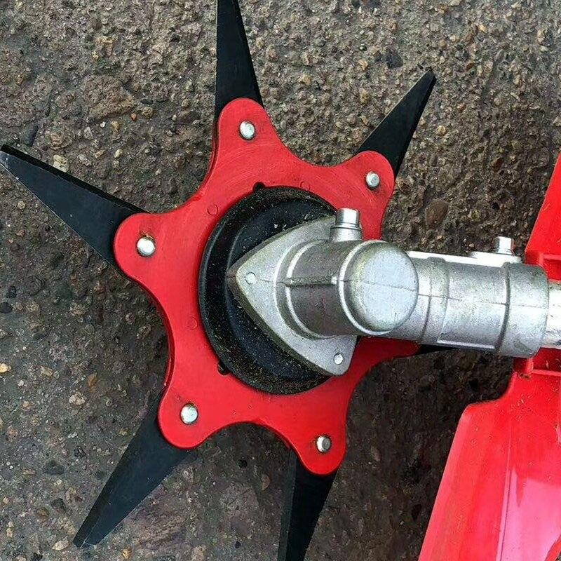 ferramenta elétrica do jardim cortador grama aparador cabeça