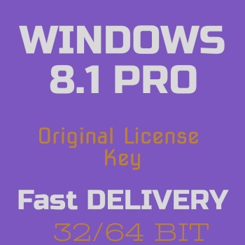 Windows 8.1 Professional Best online activation license key or personal code Phone activate Microsoft product original code недорого