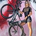 Betty trisuit pro team nero manica corta set personalizzato abbigliamento ropa ciclismo maglia ciclismo abbigliamento bici abbigliamento skinsuit
