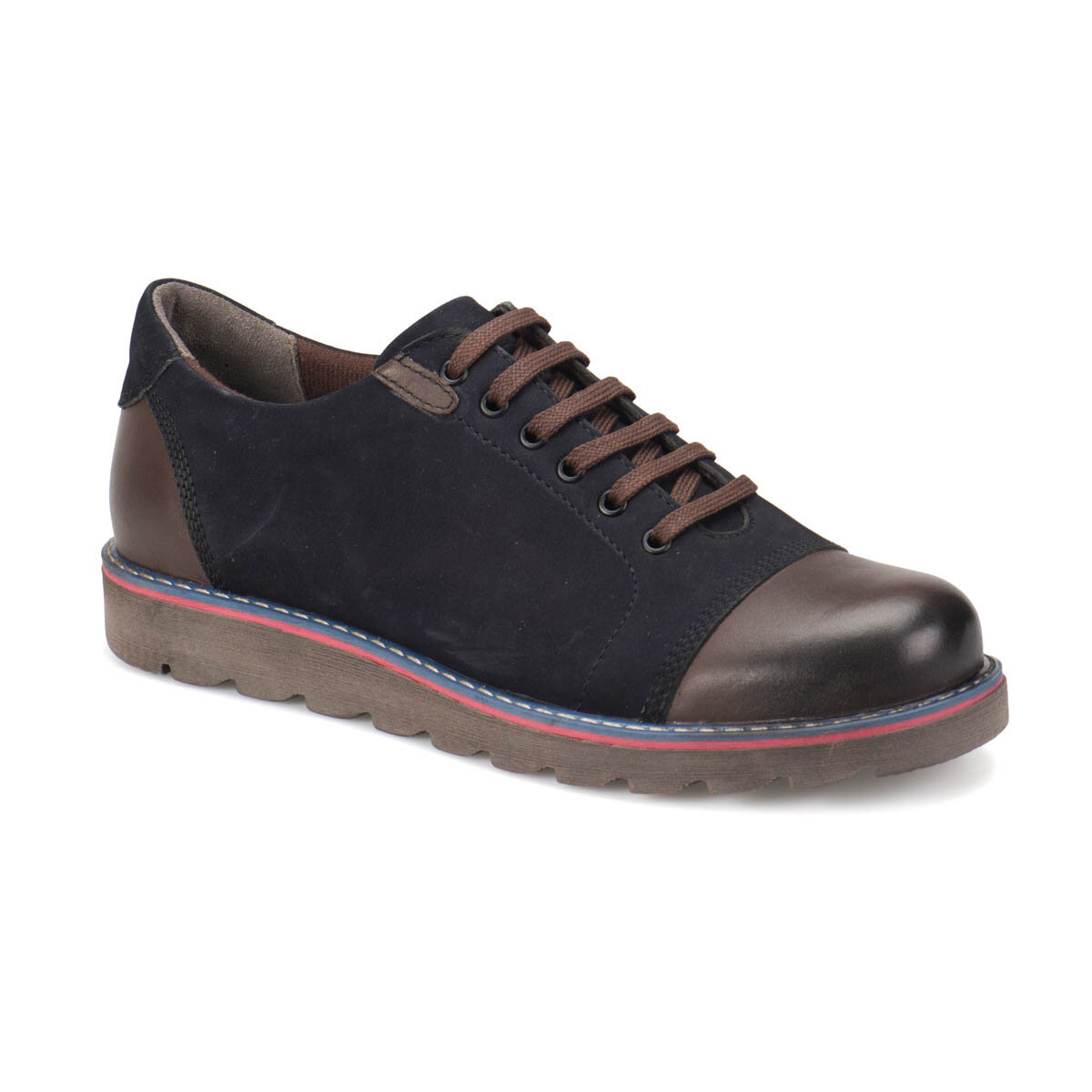 FLO RMY-1104 Brown Men Shoes Forester