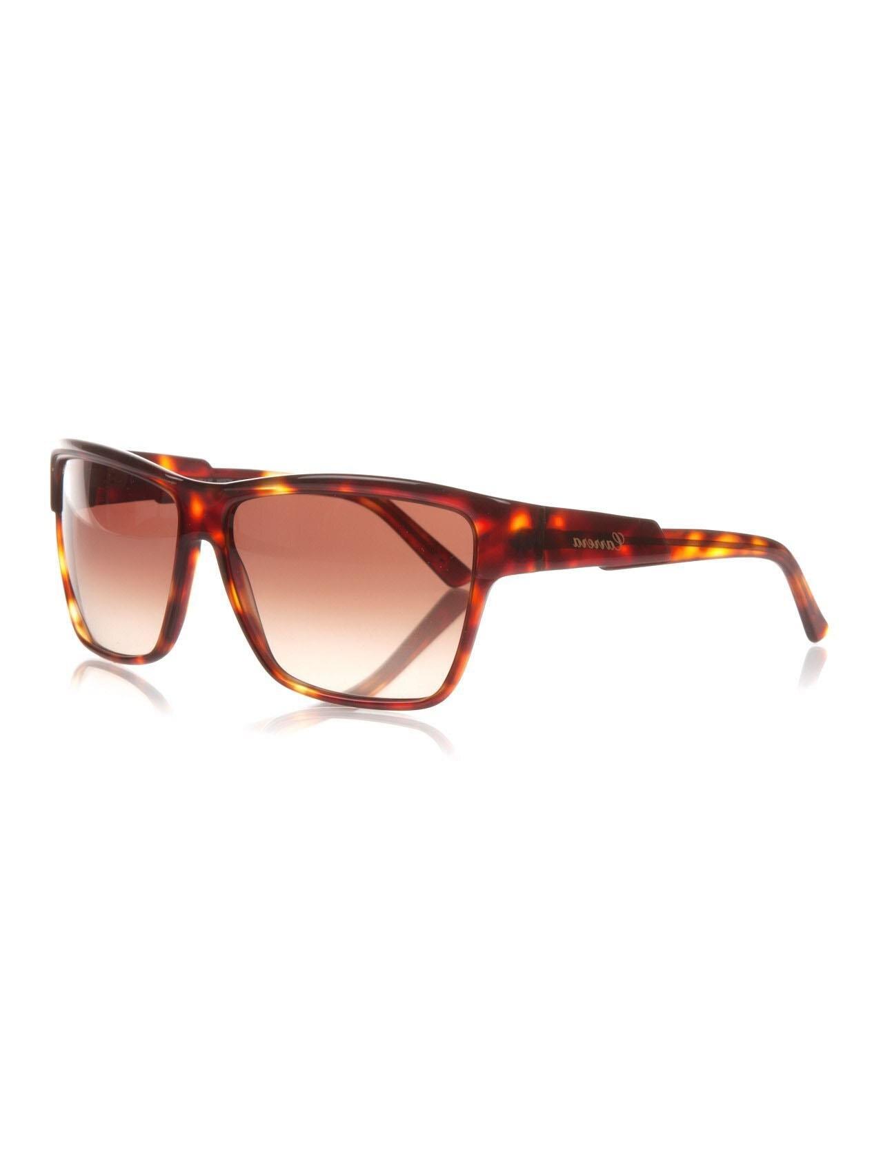 Unisex sunglasses cr 42 wdr 59 sh bone Brown organic square square 59-13-125 carrera