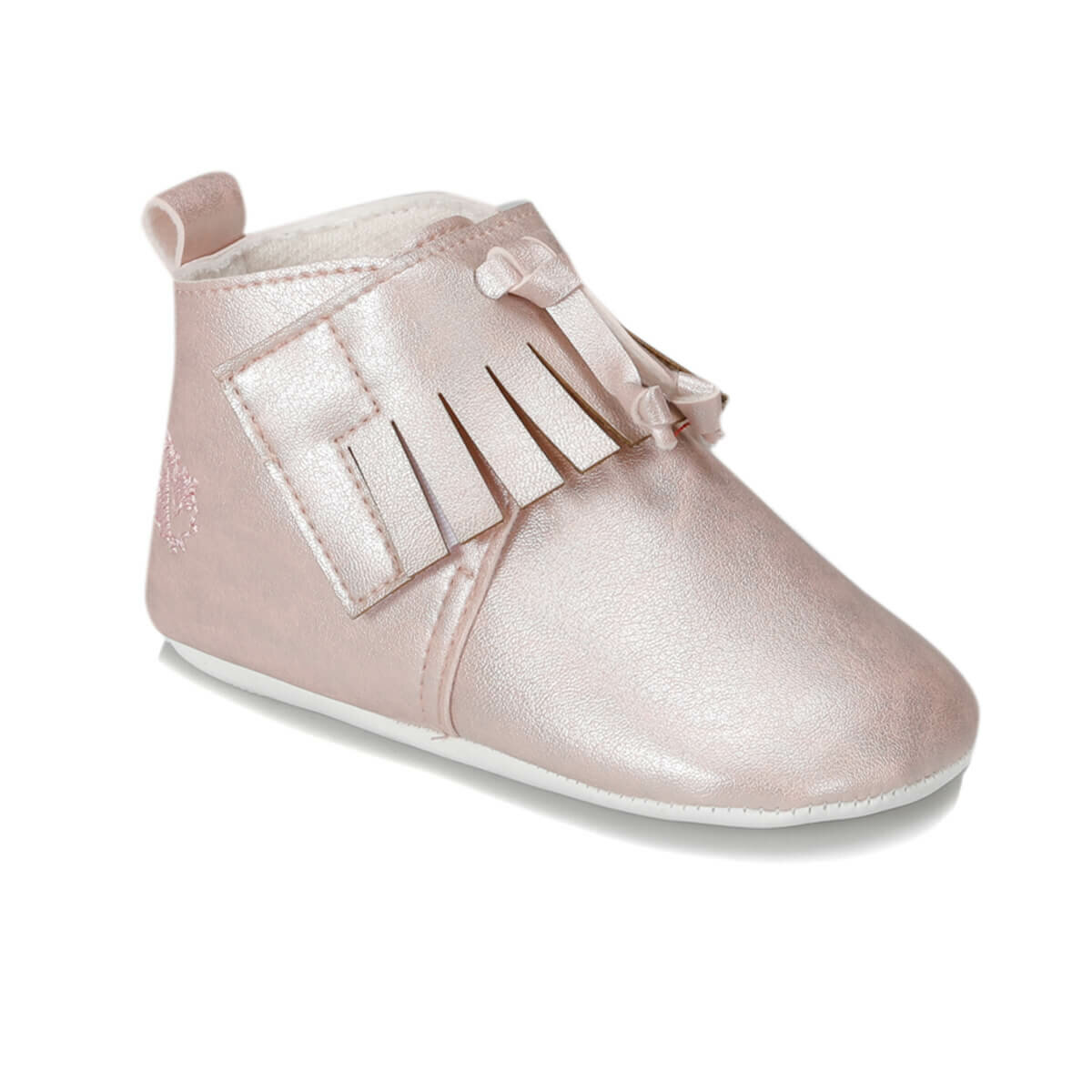 FLO CHOKO 9PR Light Pink Female Child Walking Shoes LUMBERJACK