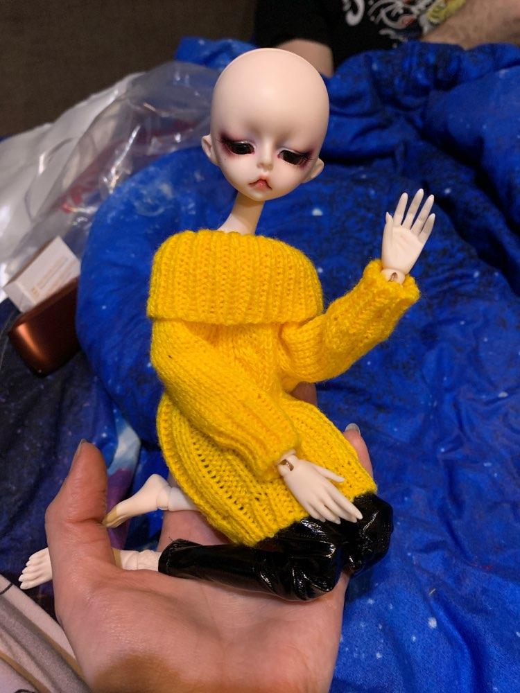 -- Produto Resina Boneca