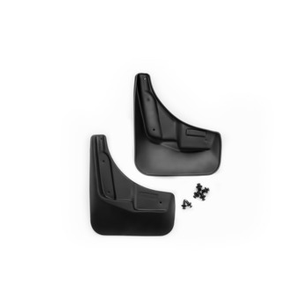 цена на Front mud flaps for MITSUBISHI Outlander XL 2010-2012, cross. (optimum) in the package