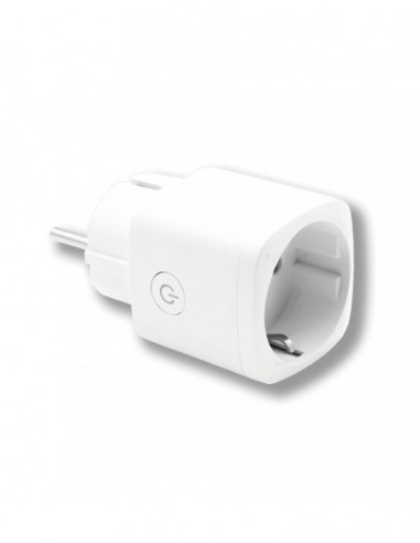 Wifi Plug Smart Consumption Poke Energeeks EG-EW003MC
