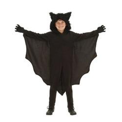 2018 Latest black evil Vampire parent-child bat costume Halloween role-playing jumsui