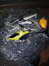 Very fast delivery for 11 days in Krasnodar territory. Packed well, the helicopter works,