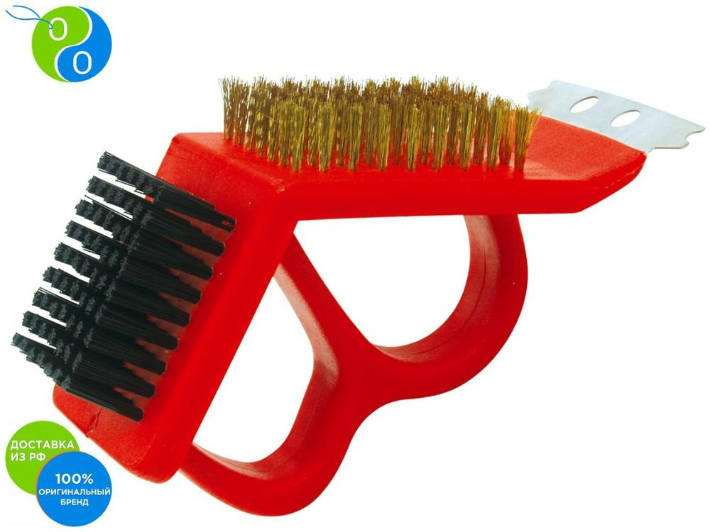 FORESTER cleaning brush grill,The Forester, forestet, barbecue, grill, for cauldron, for the preparation of meat, kettle, grill, barbecues, picnic set, a set of skewers, camping, picnic, adjustable grille, grille, gril grille grill for сосисок diolex 24 9 cm