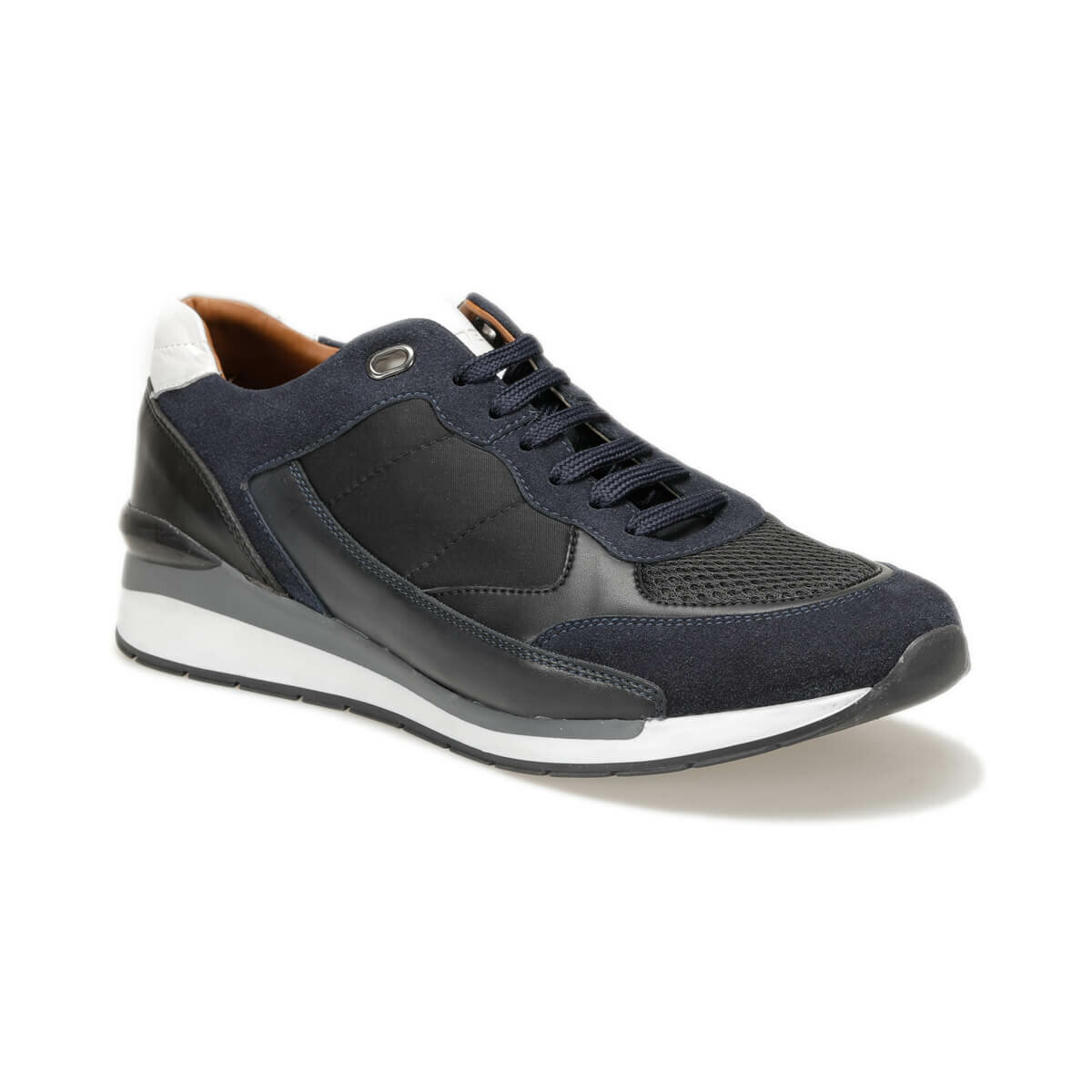 FLO CLIVE 9PR Navy Blue Men 'S Sneaker Shoes KINETIX