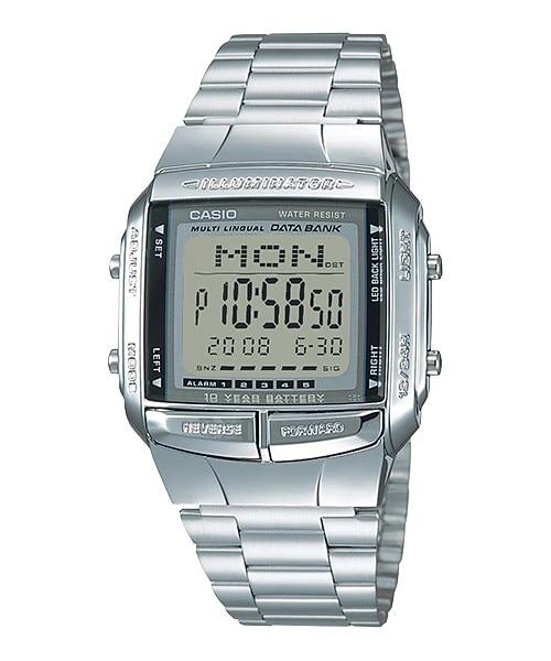 CASIO - Men's Watches - CASIO Collection Retro 100% Original  Digital Watch Quartz Water Resist Classic DB-360-1