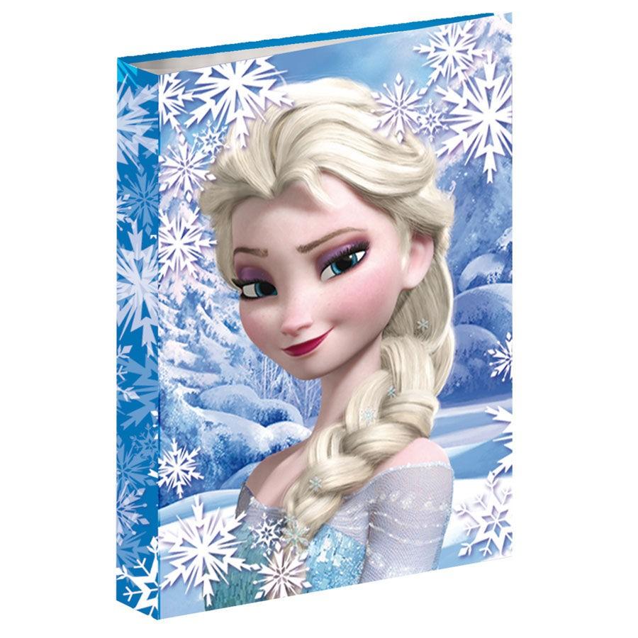 Wallet 2Und. A4 Rings Frozen Disney 26,5x34x5cm