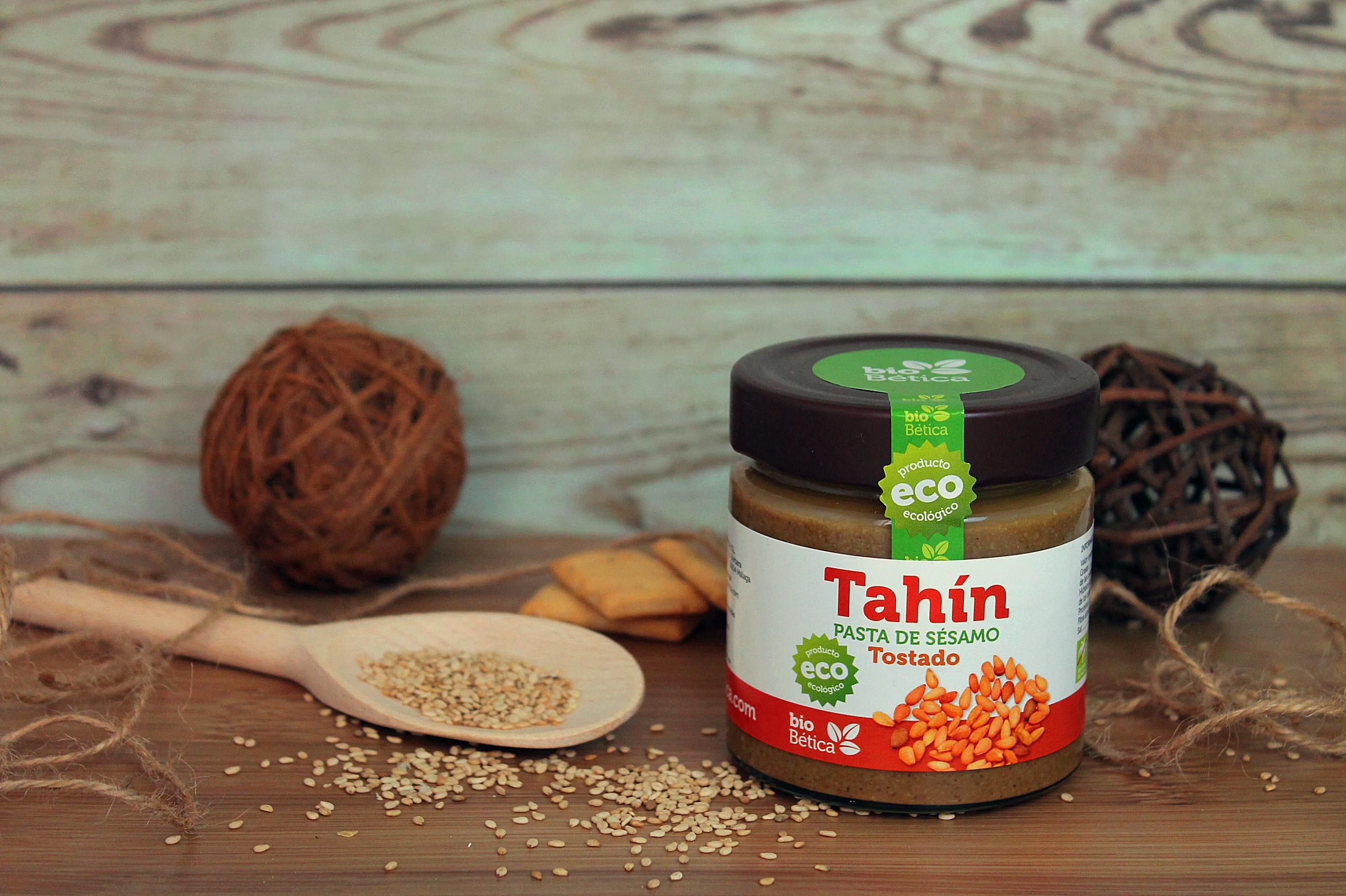 Tahín roasted-roasted sesame paste-GLUTEN free-no Milk-no egg-no oil PALMA 2 units