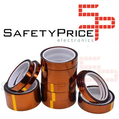 Tape Kapton thermica 20mm Tape Temperature Resistant Polyimide 3D Printer SP
