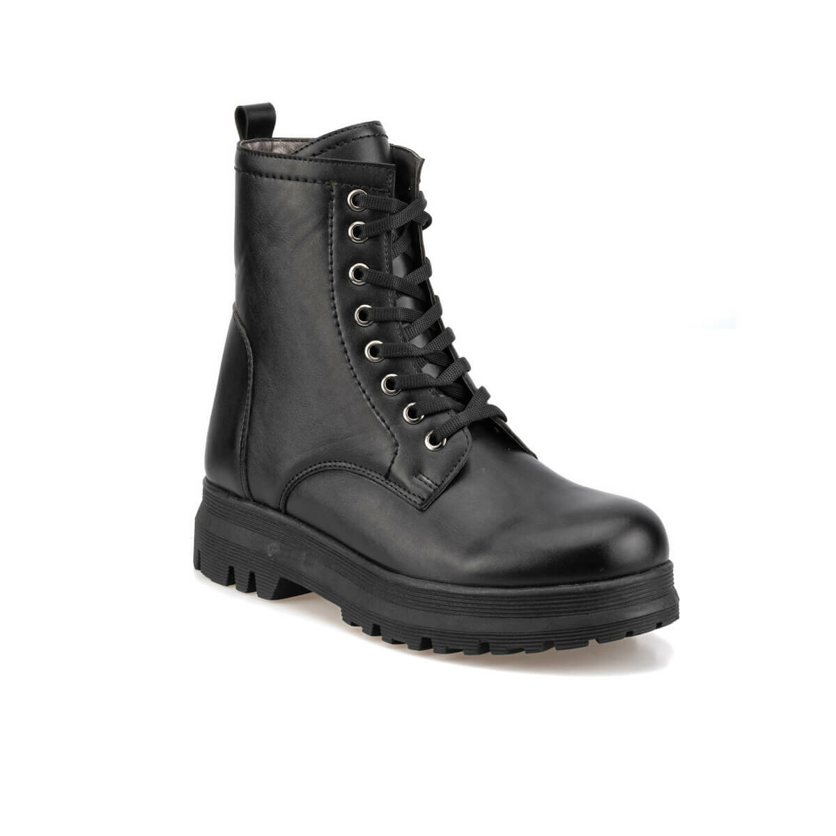 FLO 92.314657.Z Black Women Boots Polaris