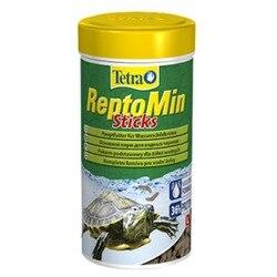 Nourriture Tetra reptomin sous forme de bâtonnets pour tortues aquatiques, 100 ml.