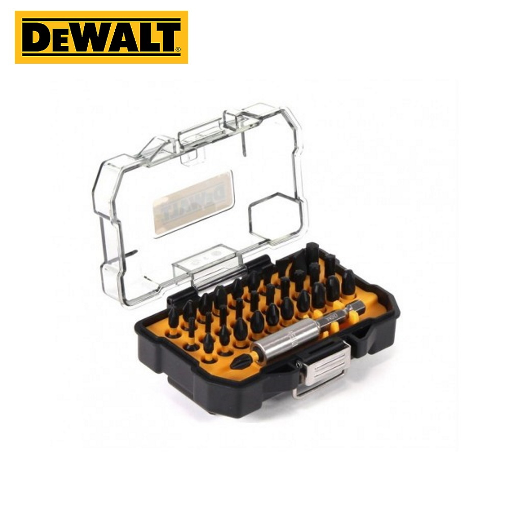 Drum Kit Bits Holder DeWalt DT70523T-QZ Construction Tools Delivery Of Construction Equipment From Russia Bit Set