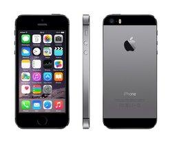 Apple iPhone 5S - Smartphone Libre iOS (Pantalla 4дюйм, cámara 8 MP, 32 GB, Dual-Core 1.3 GHz, 1 GB RAM), Plateado
