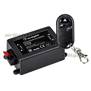 012985 Dimmer LN-RF3B (12/24 V, 96/192 W, REMOTE CONTROL Keychain 3кн) Box-1 Pcs ARLIGHT-Управление Light/COMFORT [LN, VT CT ^ 84