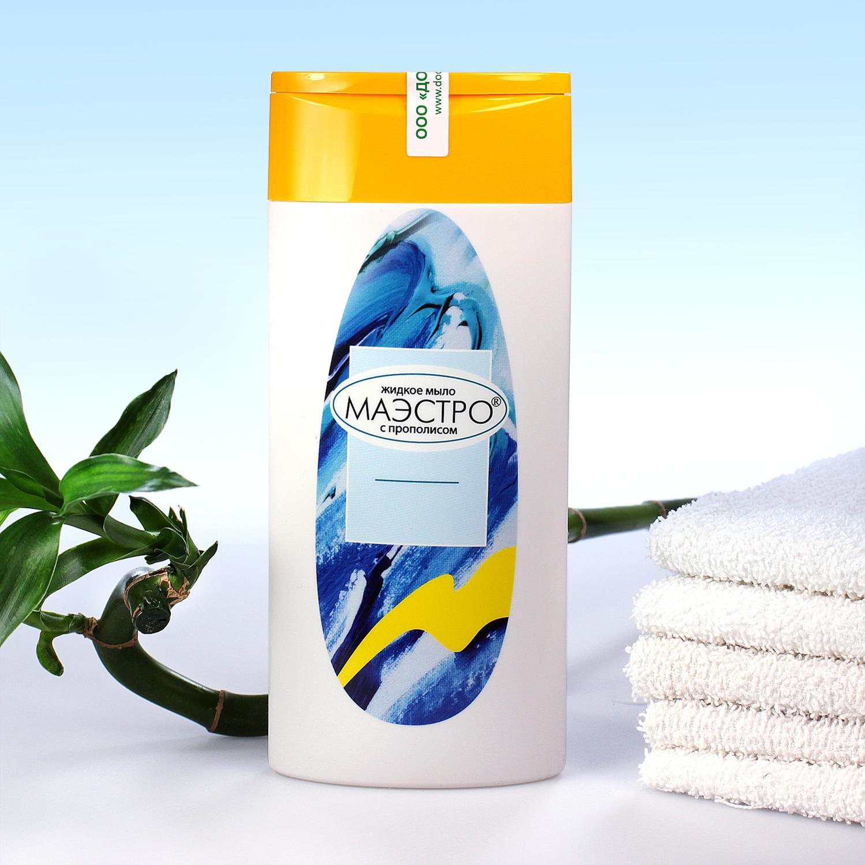 MAESTRO WITH ПРОПОЛИСОМ Liquid Soap