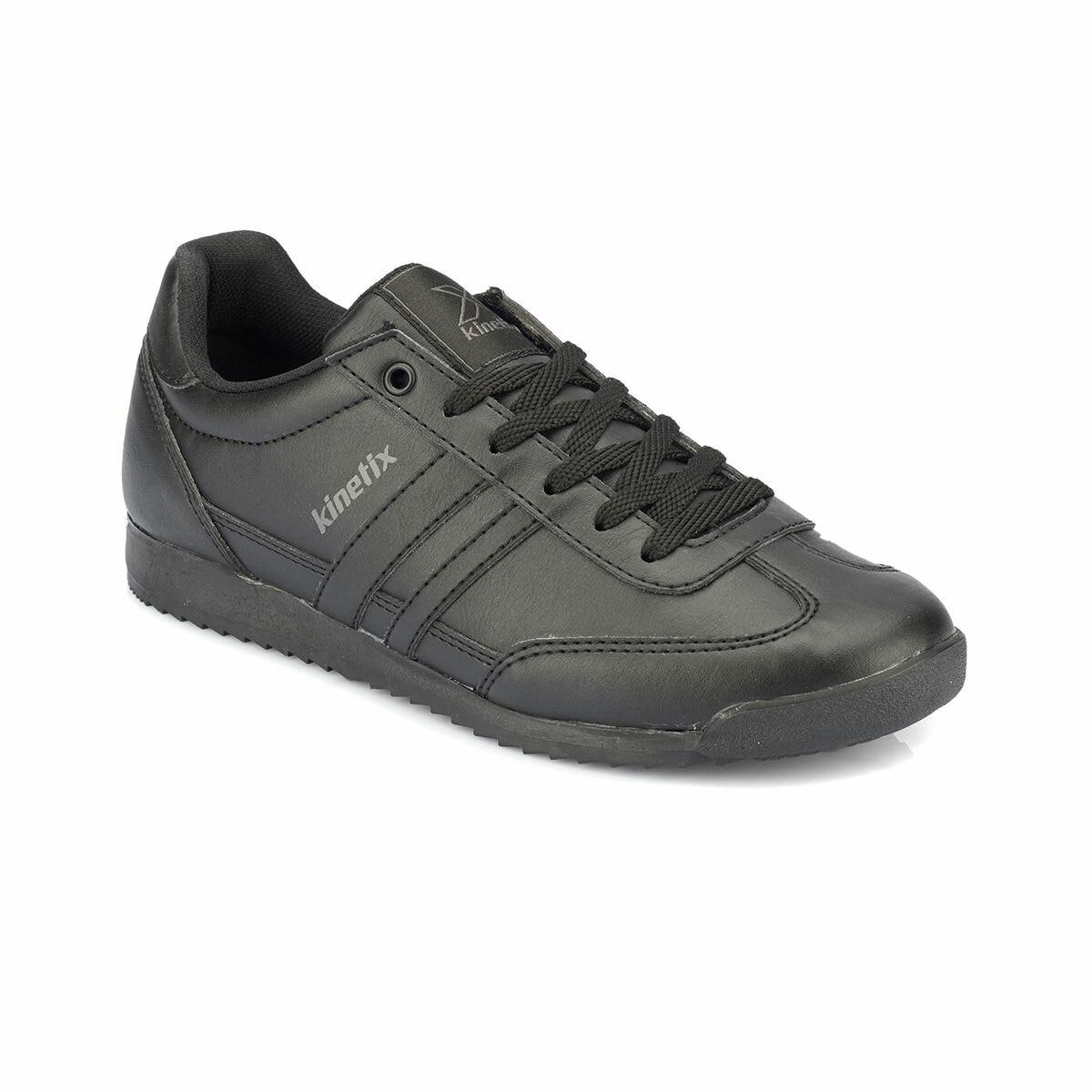 FLO HALLEY PU W Black Women 'S Sneaker Shoes KINETIX