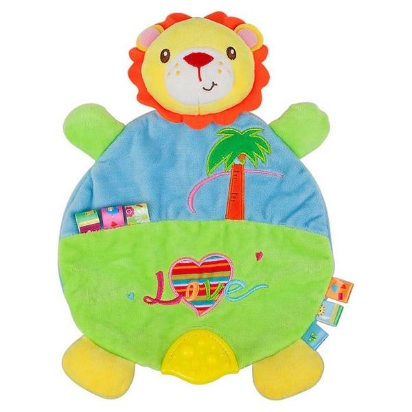 Baby Comforter Nenikos Lion +3m 112160