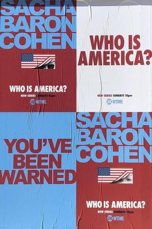 谁是美国佬?第一季
