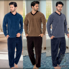 Mens pajamas Men Sle...