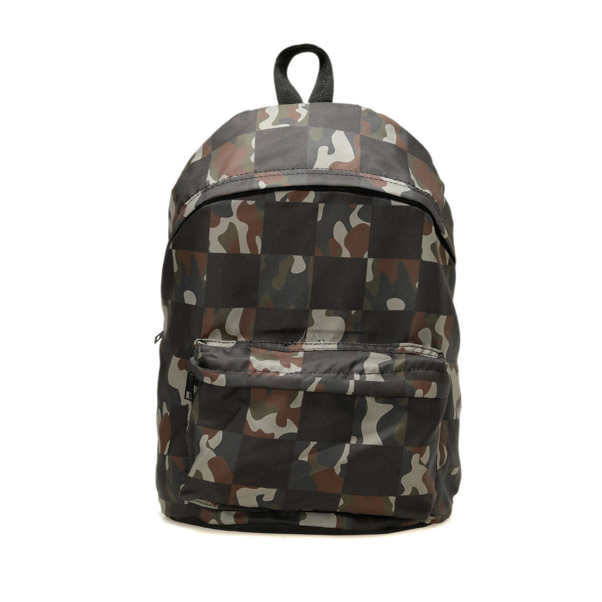 FLO MWSEN1101 Camouflage Color Male Backpack Oxide