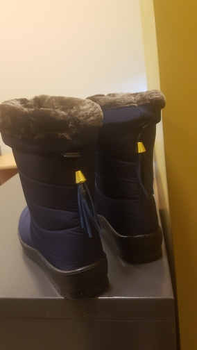 Women's SnowQueen Waterproof Boots - ultimshoe photo review
