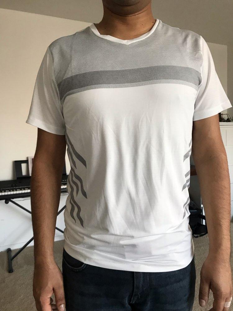 Camisetas de corrida homens homens t-shirt
