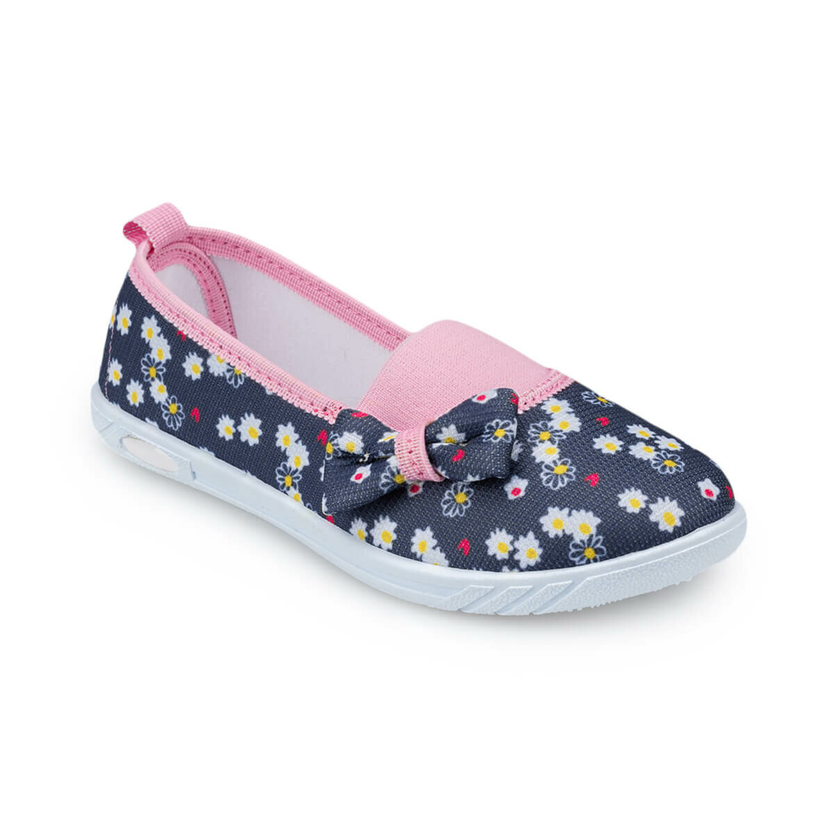 FLO 91. 510402.F Navy Blue Female Child Ballerina Polaris