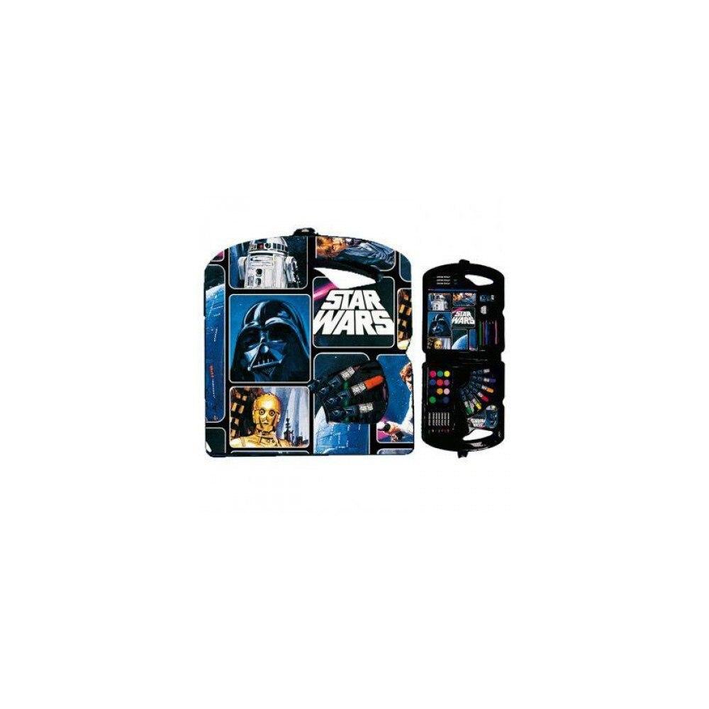 Briefcase Artist Star Wars Space 40pz