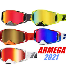 Goggles Gear Motorcycle-Helmet-Glasses Dirt-Bike Cycling Moto-Glass%-Armegamotocross