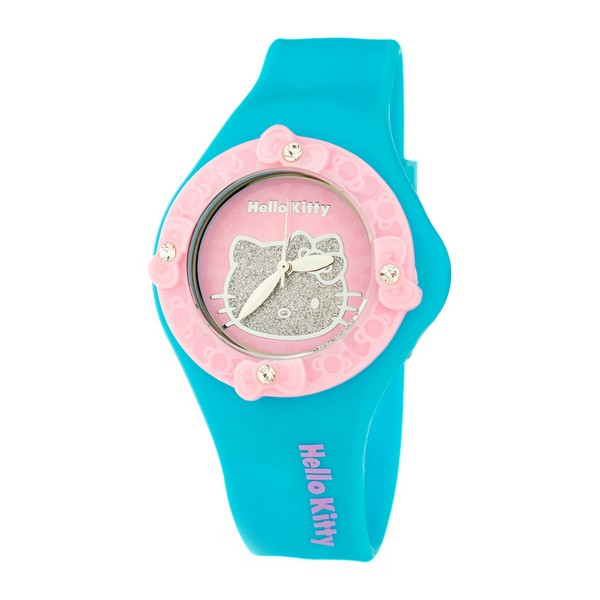 Infant's Watch Hello Kitty HK7158LS-04 (38 Mm)